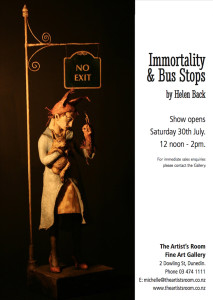 Immortality & Bus Stops